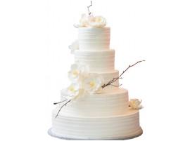 Торт свадебный «Нежность»