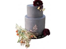 Свадебный торт «Сумерки на лугу»
