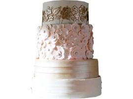 Свадебный торт «Легкость»