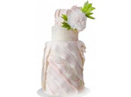 Торт свадебный «Платье невесты»