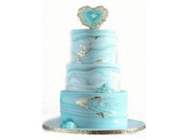 Свадебный торт «Любовь»