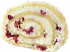 Пирожное Рулет Малиновый (с меренгой) (без глютена) 130г