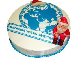 Корпоративный торт ОСК № 535