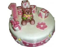 Детский торт Моей малышке № 559