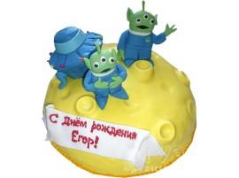 Детский торт Лунатики № 577