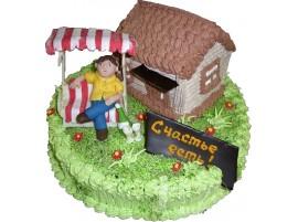 Торт Счастье есть № 572