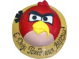 Детский торт Angry Birds № 605