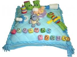Детский торт Нам годик № 614