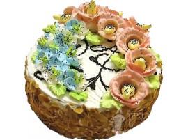 Юбилейный торт Сладкие грезы № 64