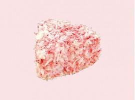 Мини-пирожное Delight малиновое
