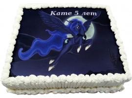 Детский торт Пони № 255