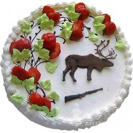 Юбилейный торт Удачной охоты № 243