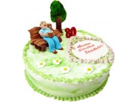 Торт На завалинке № 454