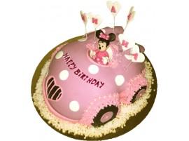 Детский торт Микки № 170