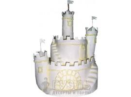 Свадебный торт № 310 Замок