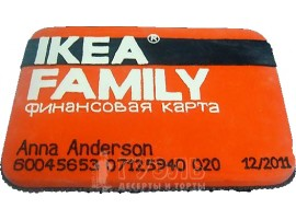Корпоративный торт Ikea Family № 508