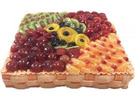 Торт Фрукты № 320