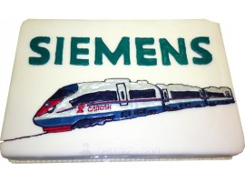 Корпоративный торт Siemens № 514