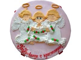 Детский торт Ангелочек № 384
