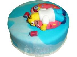 Торт Отдых № 420