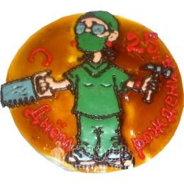 Детский торт Добрый хирург № 449