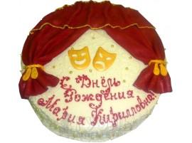 Торт Театралке № 451