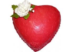Торт Сердце № 460