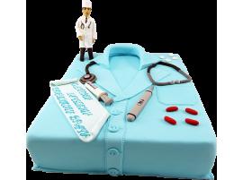 Торт Любимому врачу № 376
