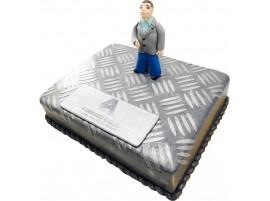 Корпоративный торт Любимому шефу № 11