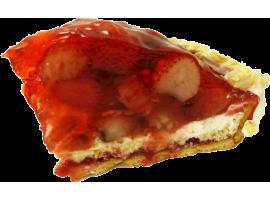 Пирожное Берри клубника