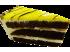 Торт Boney M банановый