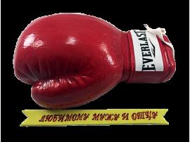 Торт Боксерская перчатка № 333