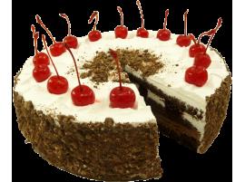 Торт Черный лес 1,9 кг
