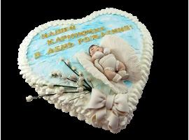 Детский торт Младенец № 660