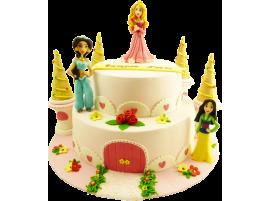 Детский торт на День Рождения  № 318