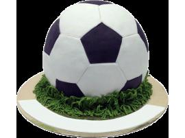 Торт Футбольный мяч № 317