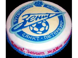 Торт Зенит - чемпион № 427