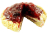Торт Фьюжн ежевично-малиновый 1,3 кг