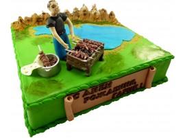 Торт Пикник № 322