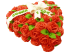 Торт Розы № 580