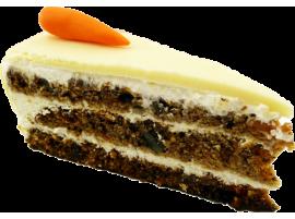 Пирожное Swiss Carrot морковный 90г