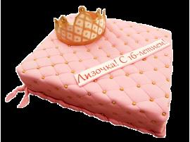 Детский торт Нашей королеве № 160
