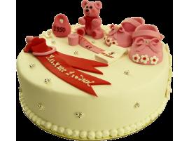 Детский торт Один Годик № 287