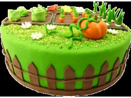 Торт Огород № 321