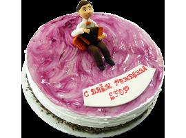 Торт С Днем Рождения! № 332