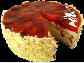 Торт Шопен клубничный 1,65 кг
