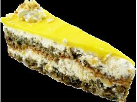 Пирожное Стенфорд лимонный