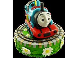 Детский торт Паровозик № 252