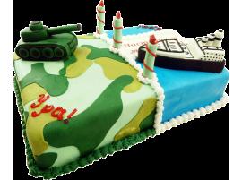 Детский торт Защитник Отечества № 323