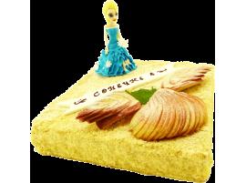 Детский торт Эльза № 273